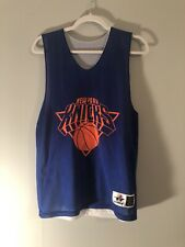 Alleson Athletic New York Knicks Reversible Jersey Size Men's S