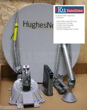 HughesNet VSAT Internet via Satellite for Caribbean & Belize INFO package