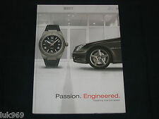 PASSION. ENGINEERED. Mastering Time and Speed (2005) IWC Mercedes – AMG (Watch)