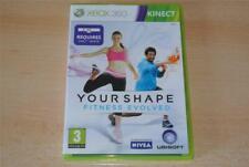 VOTRE FORME FITNESS évolué Xbox 360 (Kinect Requis) UK PAL ** GRATUITE RU Post **