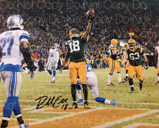 Randall Cobb Green bay packers signed 8X10 photo picture poster autograph RP