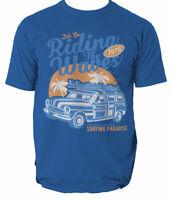 ROAD RAGE VINTAGE T Shirt MOTORCYCLE RIDE FAST ULTIMATE GARAGE CUSTOM S-3XL