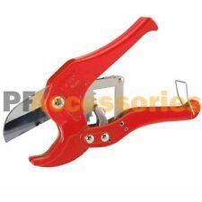 """PVC encanamento tubulação corte ferramenta (azul) plástico mangueira catraca 42 1-5/8 mm """"novo"""