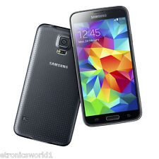 Brand New Samsung Galaxy S5 4G 16GB SM-G900I BLACK Unlocked  Au Stock BRISBANE