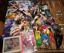 Junk Drawer Lot #12 Toys Spider-Man Star wars Transformers Batman Tmnt more