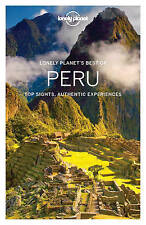 Best of Peru by Lonely Planet (Paperback, 2016)