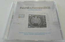Ministry Of Sound - The Chiliout Session 2003 (2 x CD Album) Used Very Good