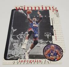 1996-97 UPPER DECK WINNING EDGE #W19 CLYDE DREXLER ROCKETS BASKETBALL CARD