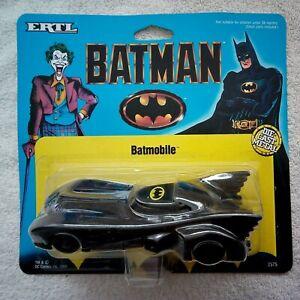 Batman Vintage 80's Die Cast Metal Batmobile