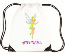 Personalised Tinkerbell Fairy Style Swimming/PE/School Bag-Mayzie Designs®