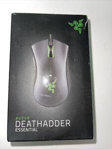 Razer Deathadder Essential Gaming Mouse (RZ01-02540100-R3U1) NIB