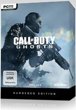 CoD Ghosts PC Hardened Ed. Call of Duty inkl Free Fall
