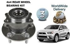FOR MITSUBISHI ASX 1.8DT DiD  MiVEC 2010-> 4x4 MODEL REAR WHEEL BEARING KIT