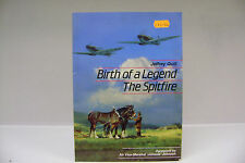 Birth of a Legend: The Spitfire, Quill, Jeffrey & Cox, Sebastian, Used; Good Boo