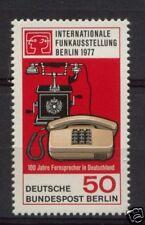 Berlin 1977 SG#B533 Telecommunications MNH