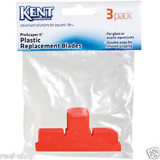 Kent Marine Pro Scraper Plastic Replacement Blades 3 pack Fast Free USA Shipping