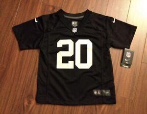 Darren McFadden Las Vegas Raiders Nike Game Jersey PRESCHOOL Large New With Tags
