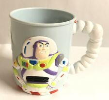 Disney Pixar Toy Story Buzz Lightyear Ocean Spray Plastic Drinking Cup Mug