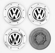 New 4Pcs OEM Wheel Center Hub Cap 1K0601149E FOR VW Jetta Golf Mk5 Touran Caddy