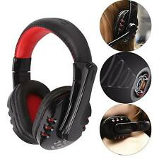 Wireless Bluetooth Gaming Headset Headphones Stereo for w/ Mic PC brand new UK