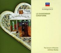 Rooley/The Consort of Musicke - Chansonnier Cordiforme [CD]