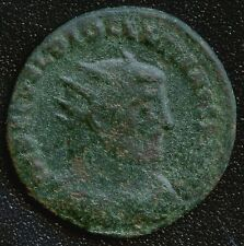 "Ancient Roman Coin "" Diocletian "" 284 - 305 A.D. REF# S3424 20 mm Diameter"