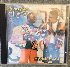 DJ Jazzy Jeff & the Fresh Prince ( Will Smith) HOMEBASE