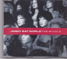 Jimmy Eat World-The Middle promo cd single