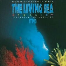 OST/STING - THE LIVING SEA  CD  13 TRACKS INTERNATIONAL POP / SOUNDTRACK  NEU