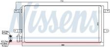 Kondensator, Klimaanlage NISSENS 94524 für VW