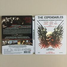 The Expendables (Germany Exclusive) Blu-Ray Steelbook
