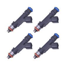Set 4pcs Fuel Injector FJ474 for 2004-2012 DODGE JEEP MITSUBISHI RAM 3.7 4.7 5.7
