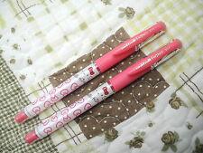 PINK X 2 Uni-Ball Hello Kitty UM-181 KT 0.38mm roller ball pen HK Limited(Japan)