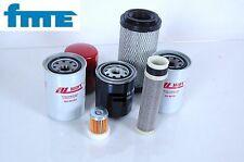 Set Filtro KUBOTA B 2710 HSD motore Kubota V 1305 Filtro SN 50101