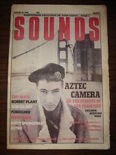 SOUNDS 1988 JAN 16 AZTEC CAMARA DUSTY SPRINGFIELD RETRO