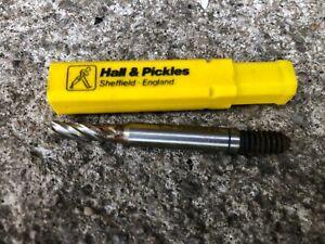 Halls & Pickles 4.5 mm NS Endmill - HSS.  Screwed shank, Brand New