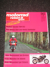 MOTORRAD Reisen u. Sport 12/90