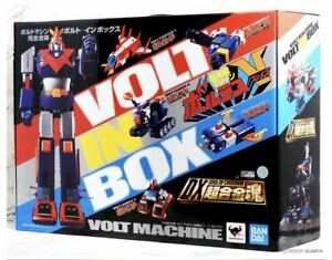 NEW Bandai Spirits DX Soul of Chogokin VOLT IN BOX Voltes V 360mm Action Figure