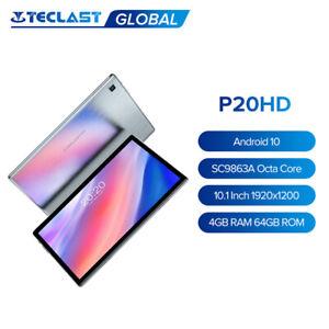 Teclast P20HD 10.1-Zoll-Tablet Android 10.0 1920x1200 IPS 4GB RAM 64GB ROM