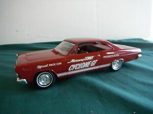 1966 MERCURY COMET PACE CAR PROMO NICE 66