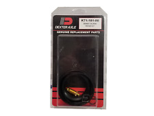 Rebuild Kit For 1 Caliper 10K 12K Disc Brakes With O-Ring Seal Boot and Bleeder