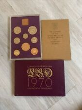 1970 Royal Mint The Coinage Of Great Britain And Northern Ireland Proof Set
