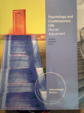 Psychology Applied to Modern Life 10th ed. by Weiten [International Edition]
