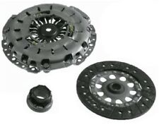 3Pc Clutch Kit Fits BMW 1 Hatchback 118 120 D EngineCode: M47 03 2003 To 06 2011