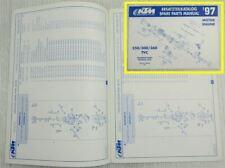 KTM 250 300 360 TVC für Modelle SX MXC EXC EGS Ersatzteilliste Motor Parts List