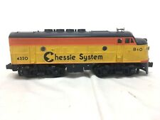 RAIL KING 30-2118-1 O/SCALE CHESSIE F-3 A DIESEL 4320