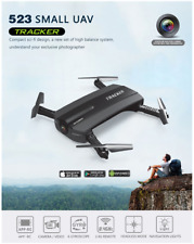 Foldable JXD-523 WIFI Drone Quadcopter - G-Sensor+CameraHD Selfie+FREE DELIVERY