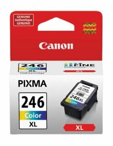 New SEALED Canon CL-246XL Color Ink Cartridge 1Piece