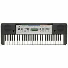 Yamaha YPT-255: 61-Key Keyboard w/ Power Adapter