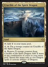 MRM FRENCH creuset du dragon esprit Crucible of the Spirit Dragon MTG magic FRF